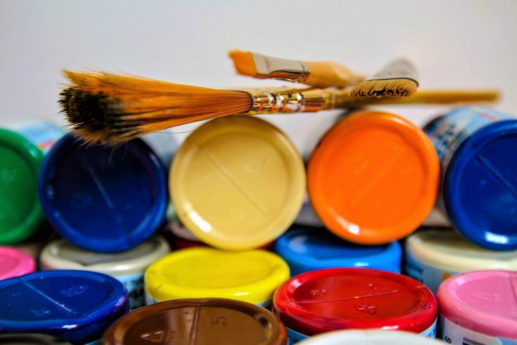 Choisir une peinture mate, satinée ou brillante   Je rénove - Rénovation & travaux